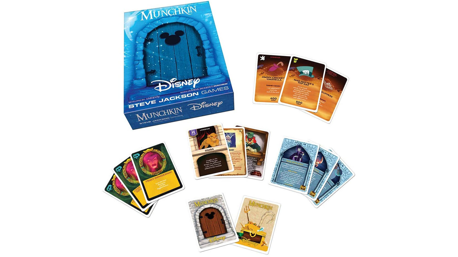 Review: MUNCHKIN: DISNEY is Fun for the Family