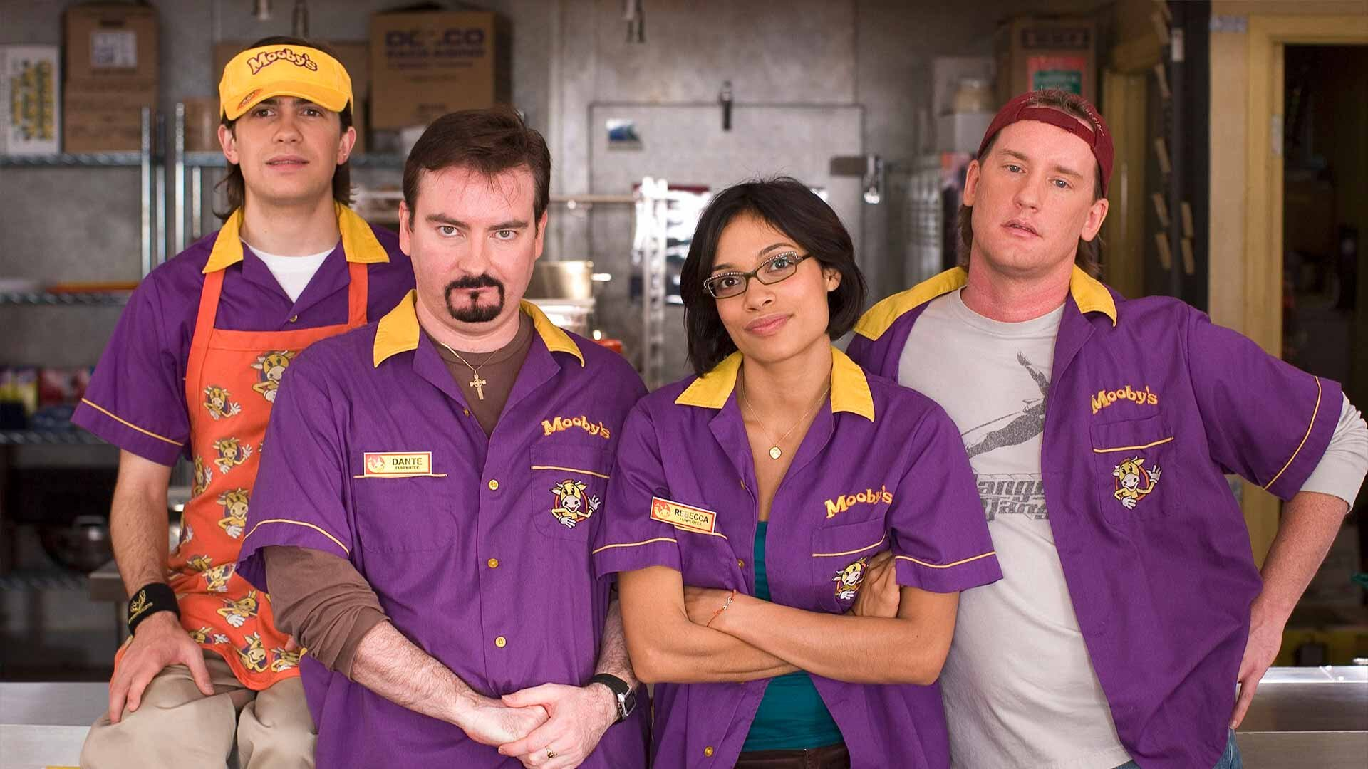 CLERKS III Headed Into Production With Lionsgate Acquiring the Rights —  GeekTyrant