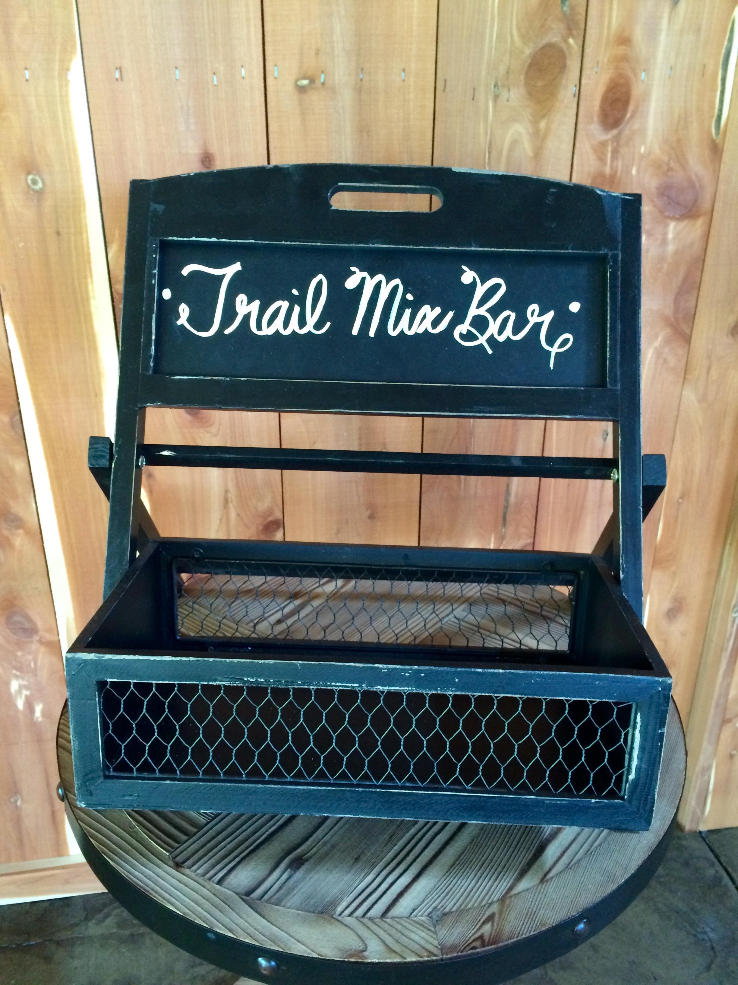 #14 - Trail Mix Bar