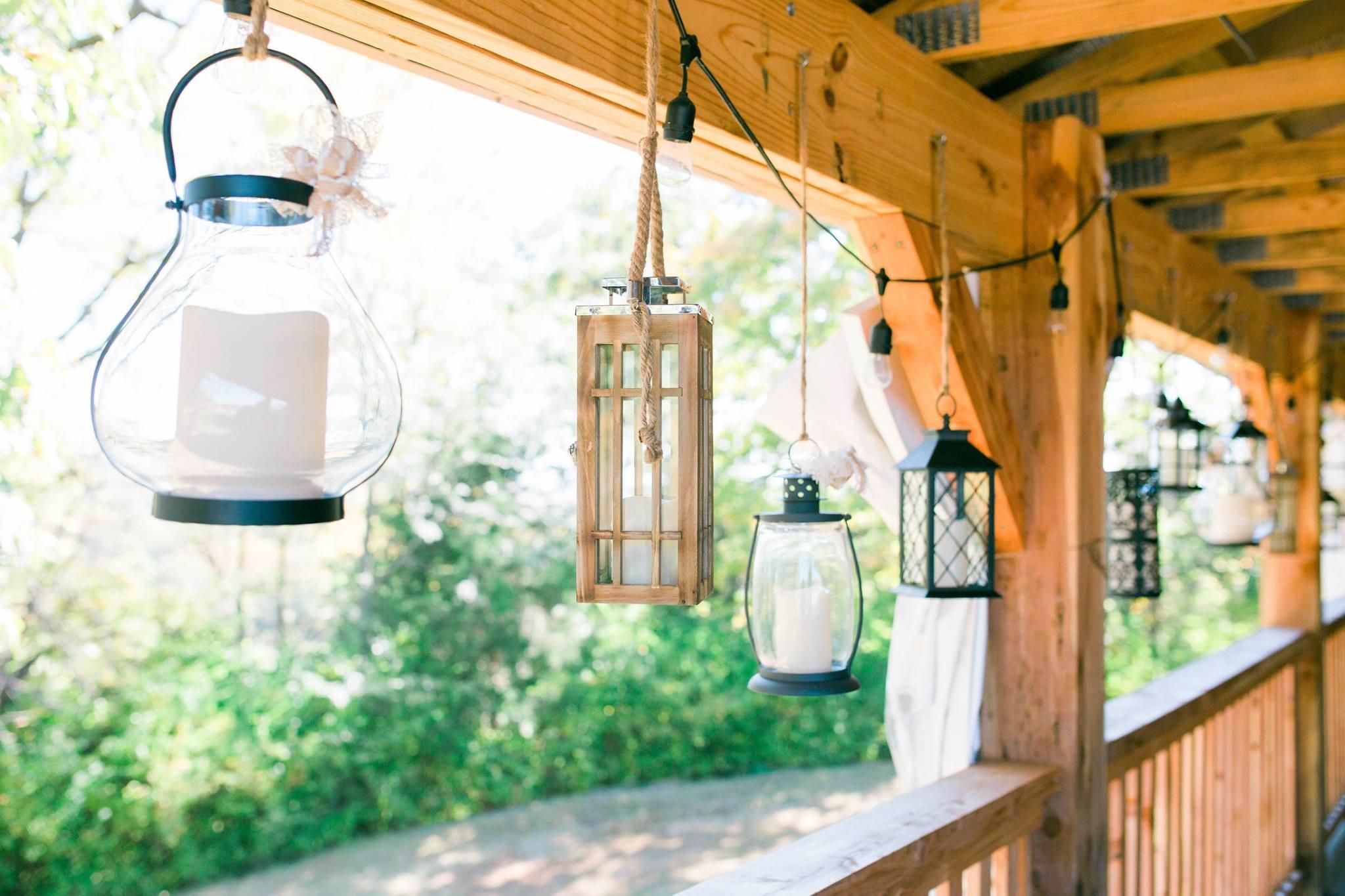#31 - Lanterns Hung by HV Staff
