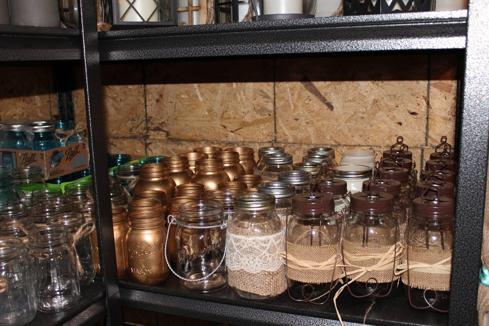 #47 - Styled Mason Jars