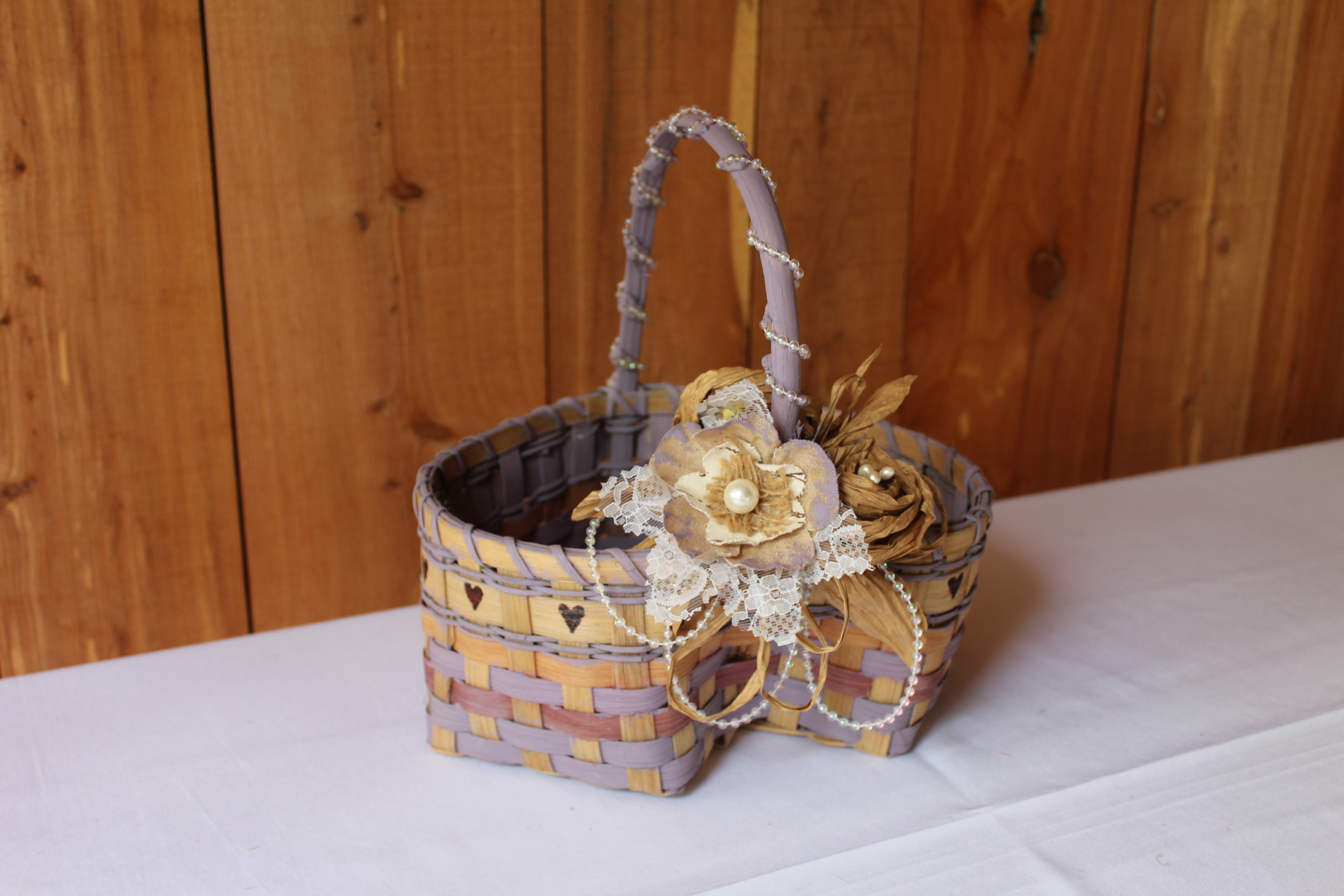 #62 - Purple Basket