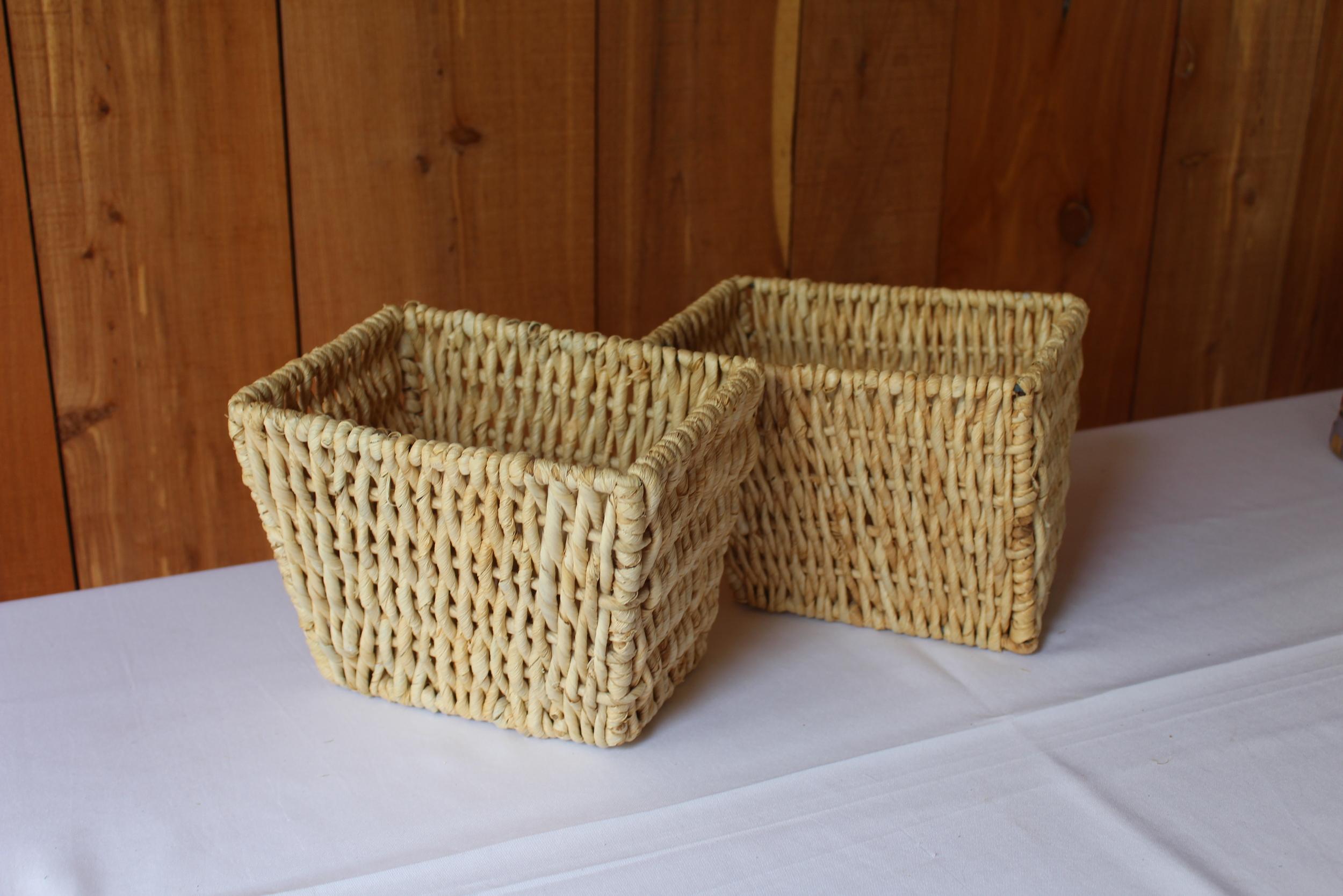 #63 - Wicker Basket