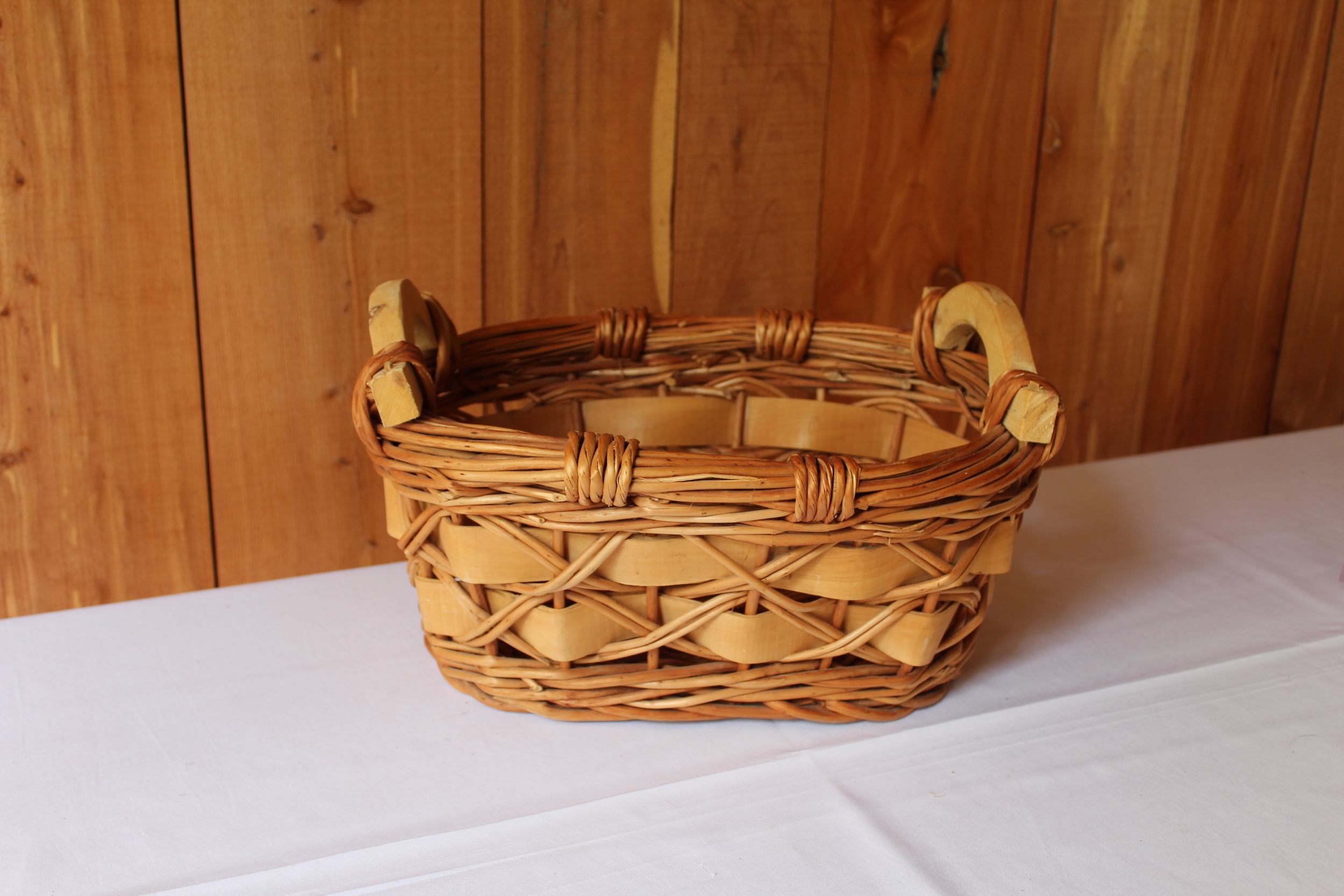#66 - Basket with Handles