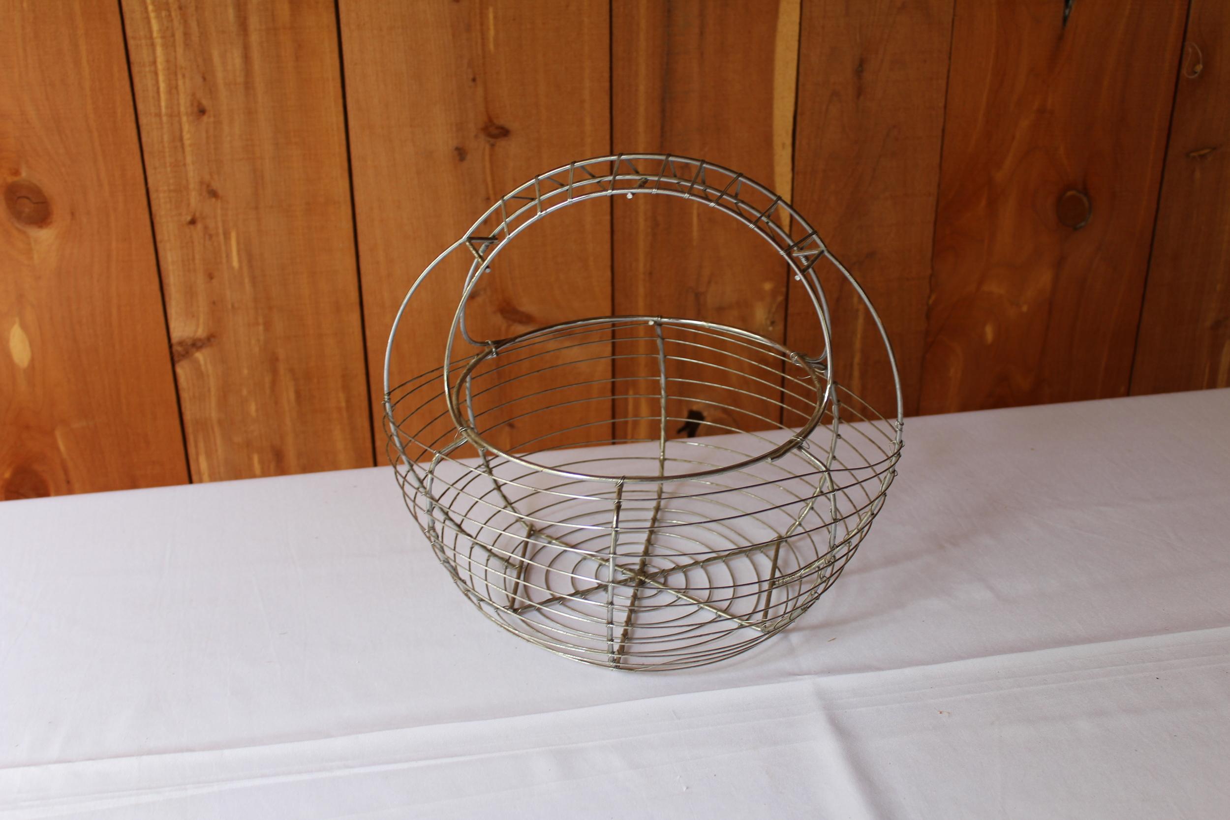 #70 - Wire Basket