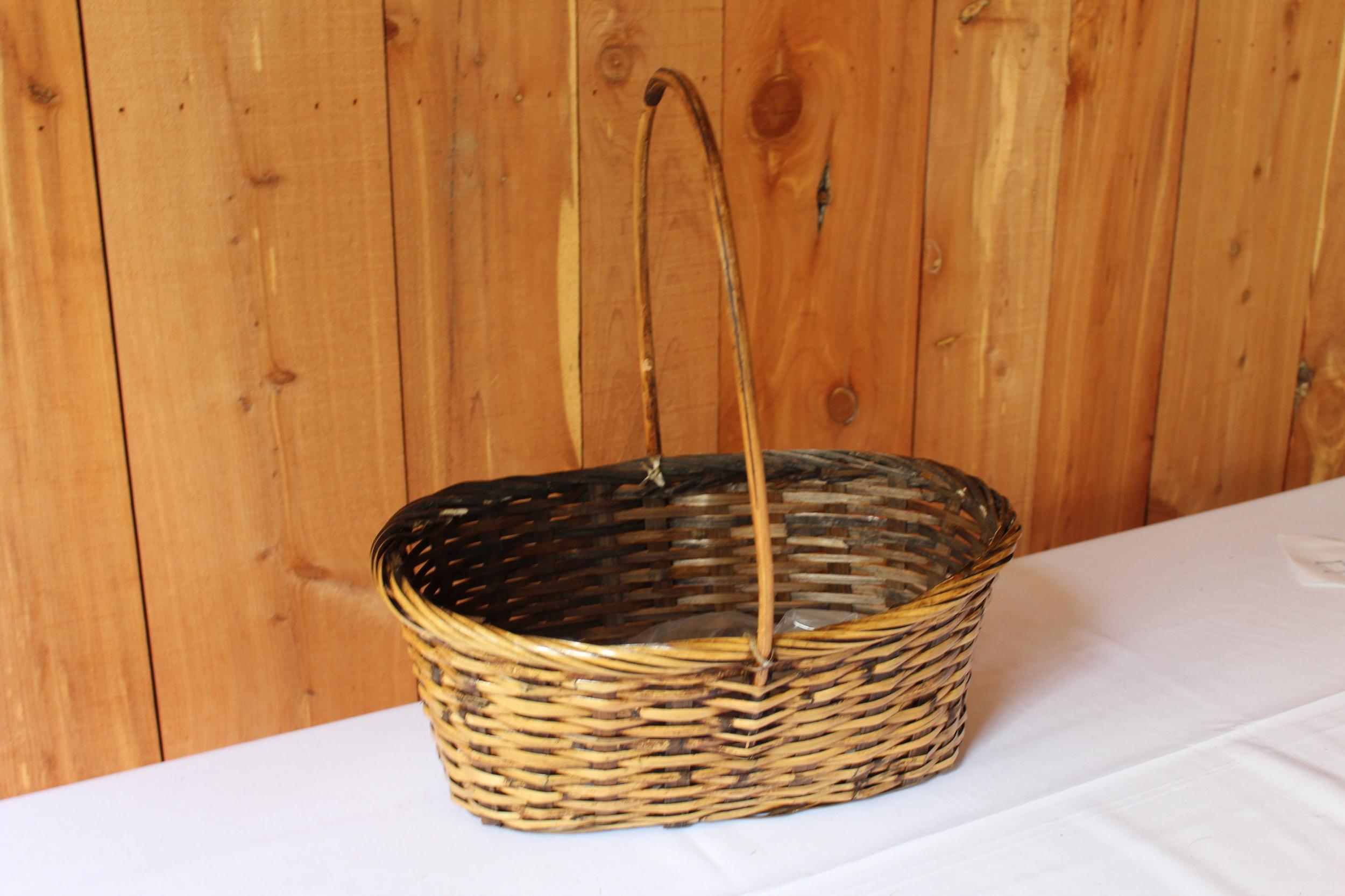 #71 - Wicker Basket