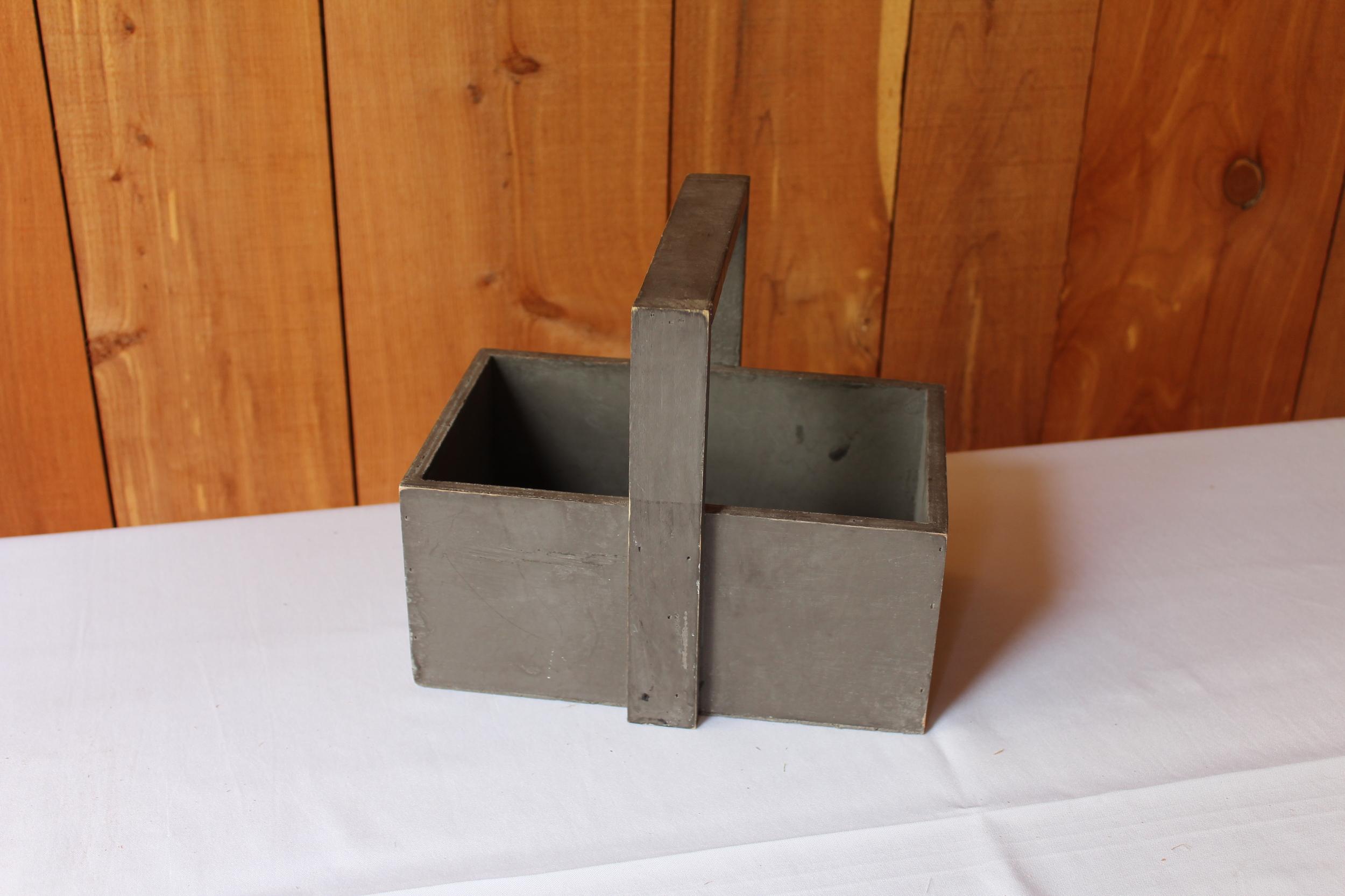 #73 - Small Wood Basket