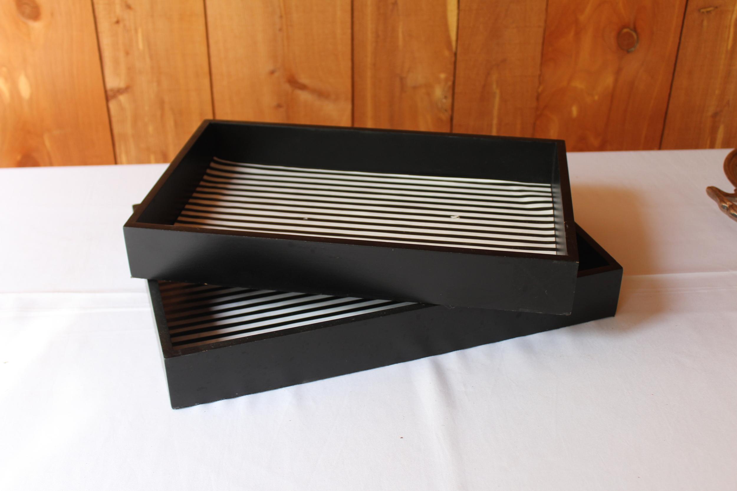 #85 - Black Trays