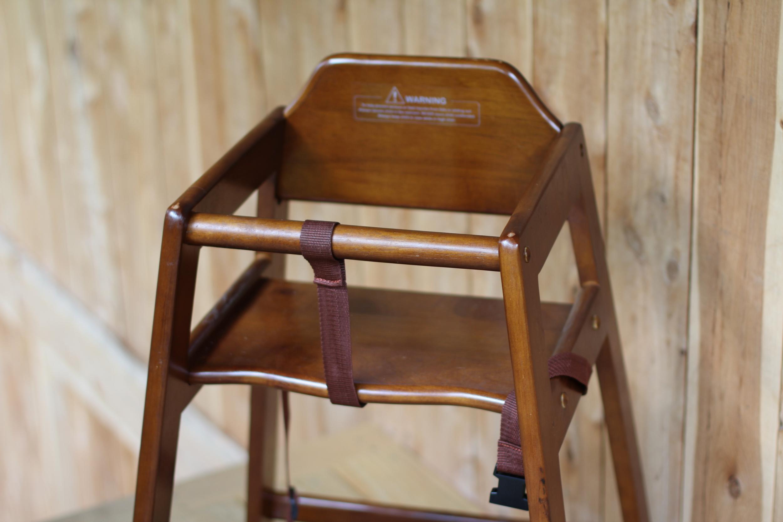 #129 - High Chair (Qty 2)