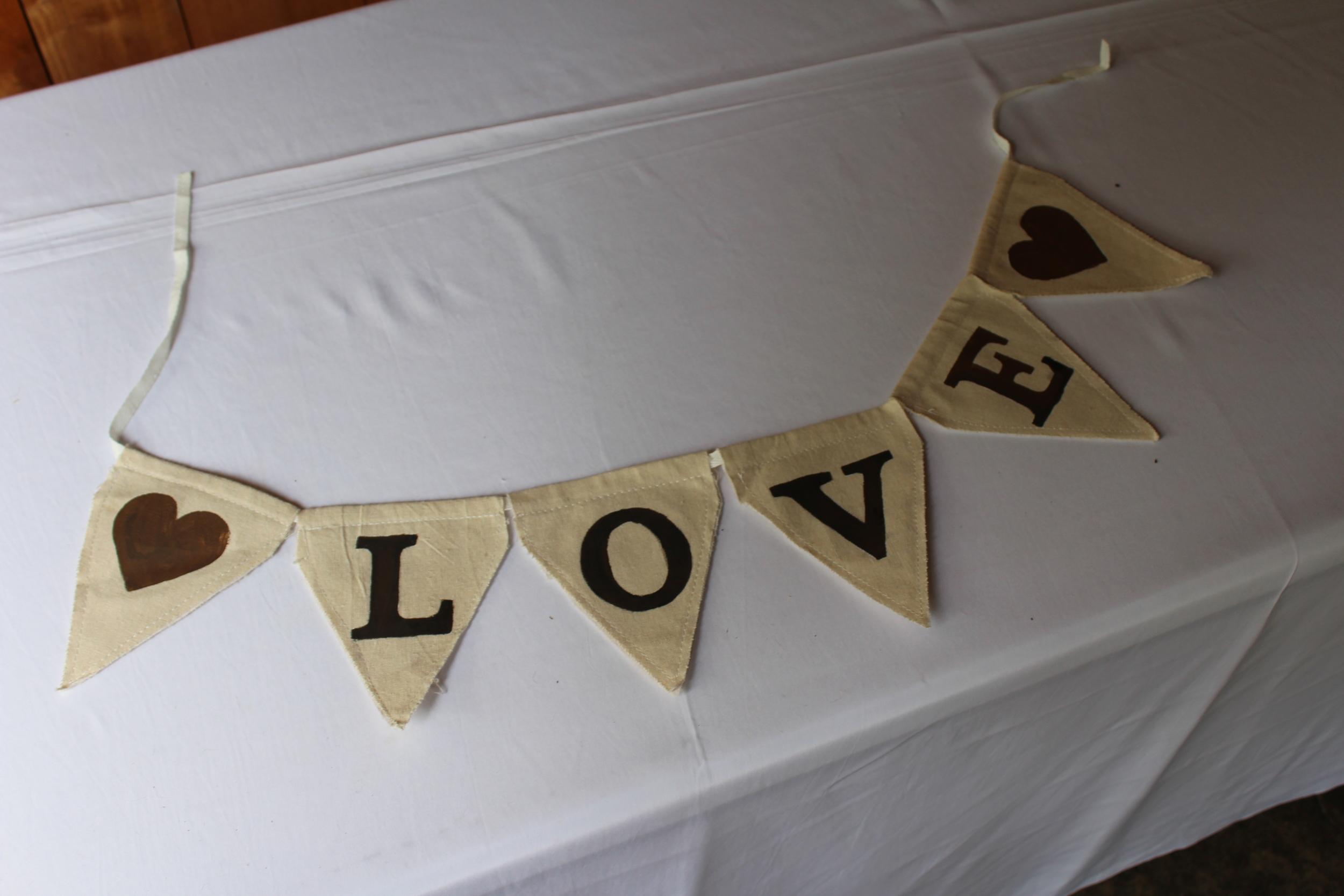 #136 - Love Banner