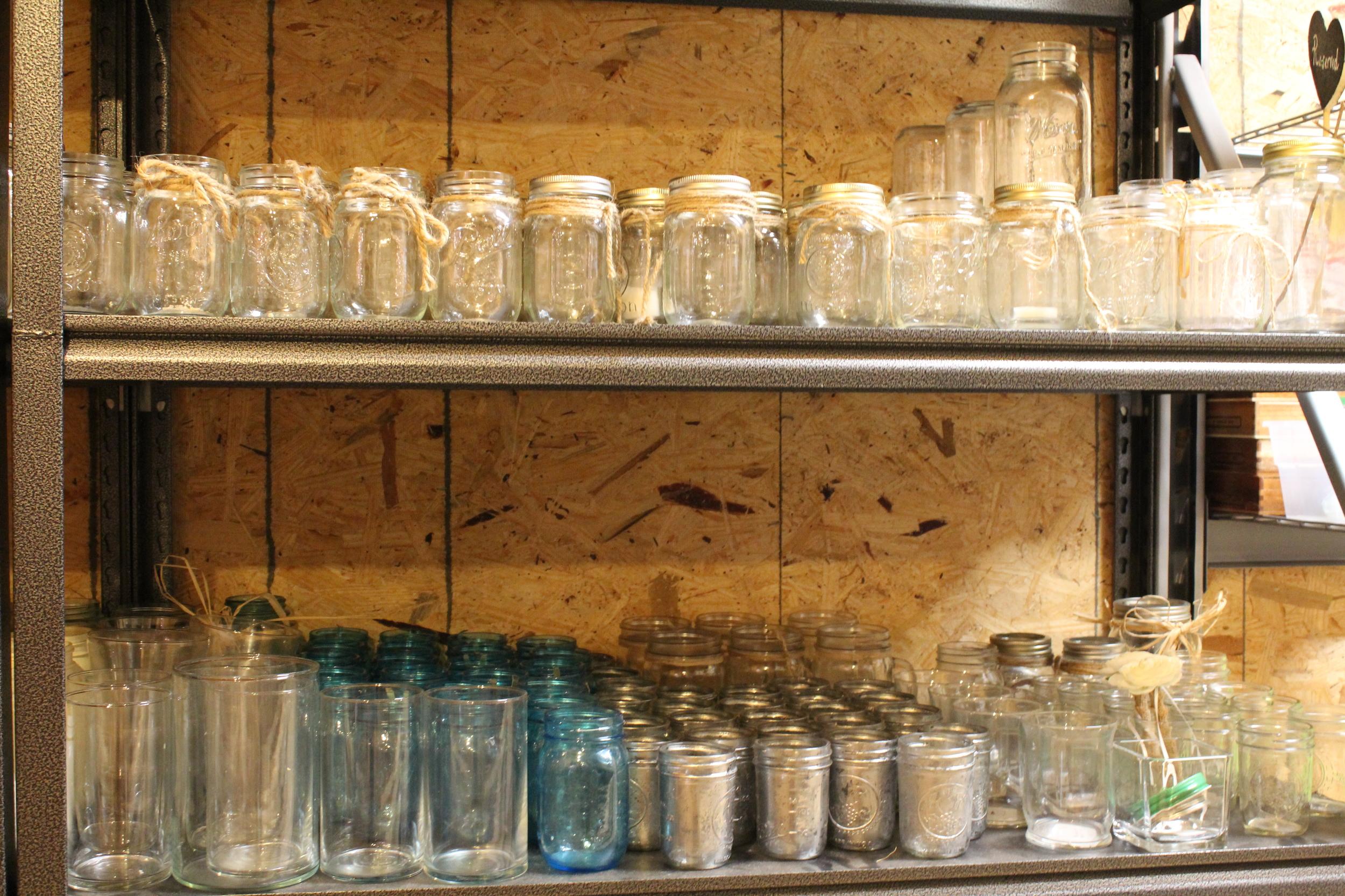 #143 - More Mason Jars