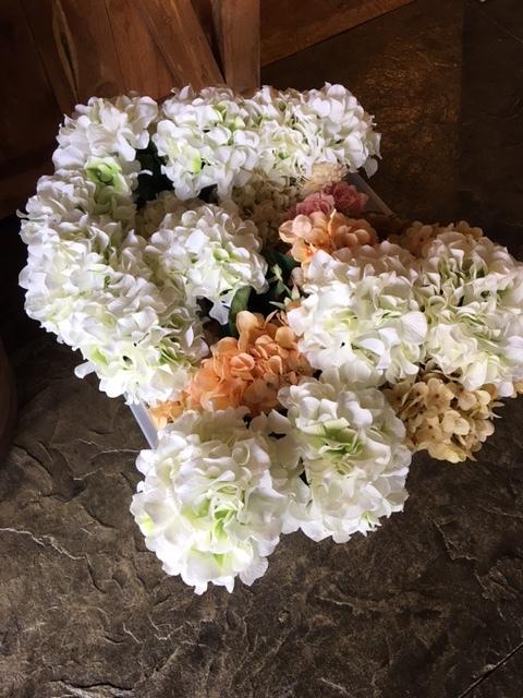 #176 - Faux Flowers