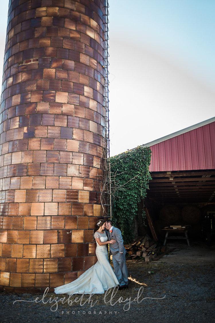 Elizabeth Lloyd Photography - Farm Weddings in St. Louis