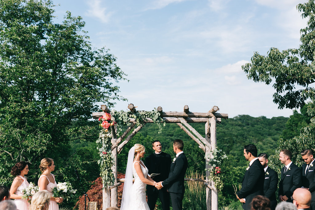 Joe Bulger Photography - St. Louis Garden Wedding