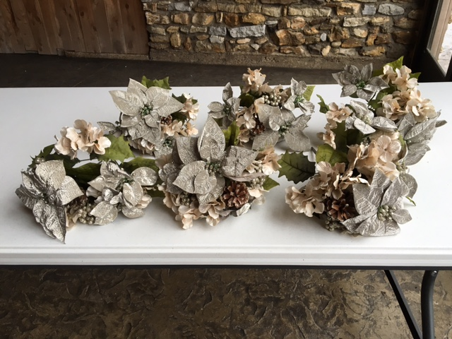 #186 - Neutral Flower Bundles