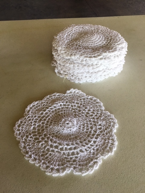 #229 - Small Doilies