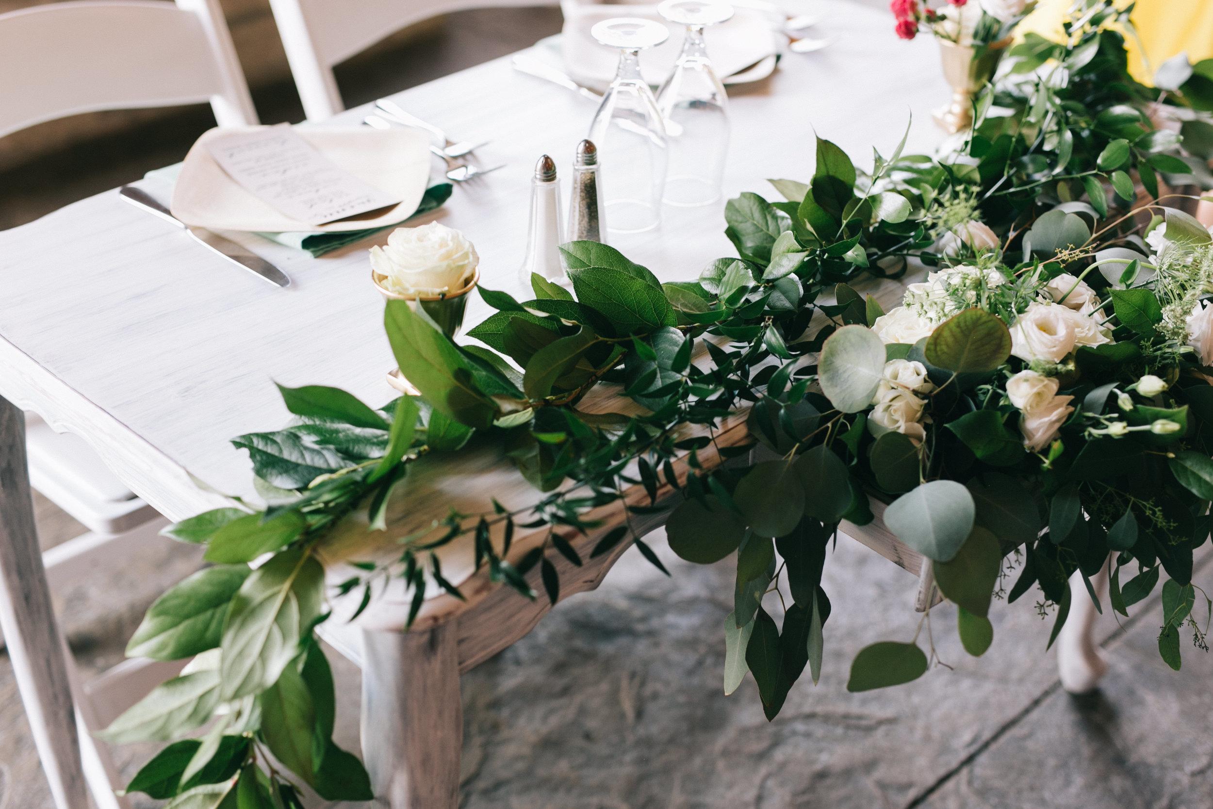 Photo: Bulger Creative Co I Florals: Roses & Mint