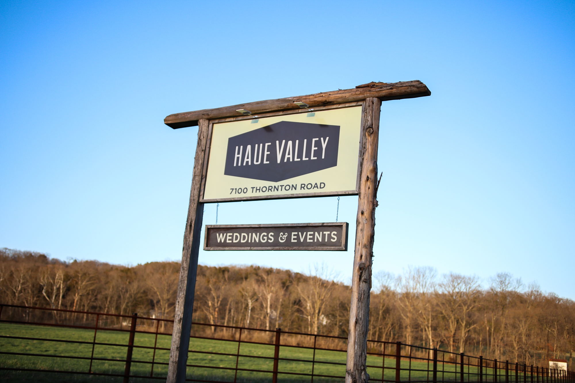 St. Louis Wedding Venues - Haue Valley