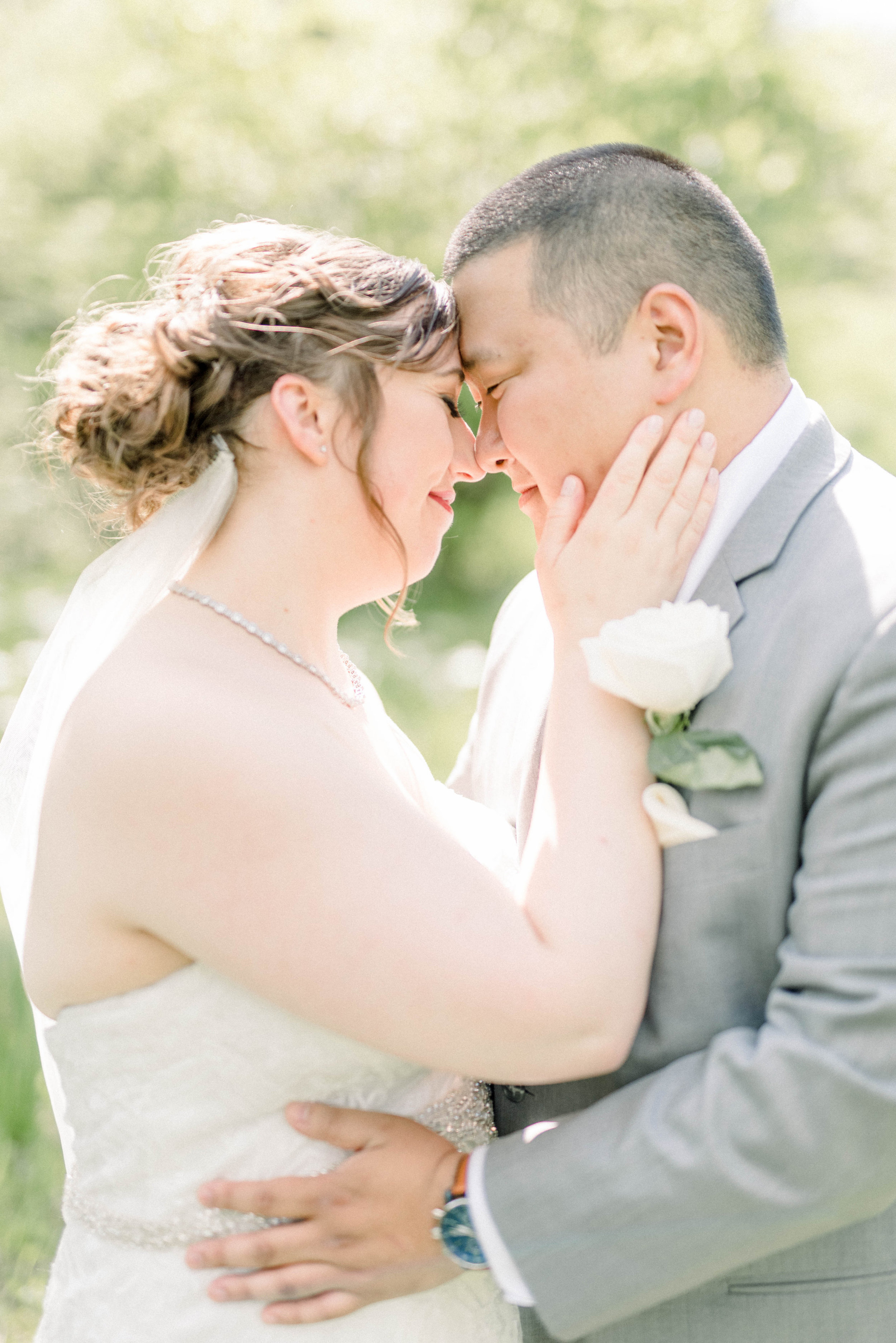 A St. Louis Love Story at Haue Valley