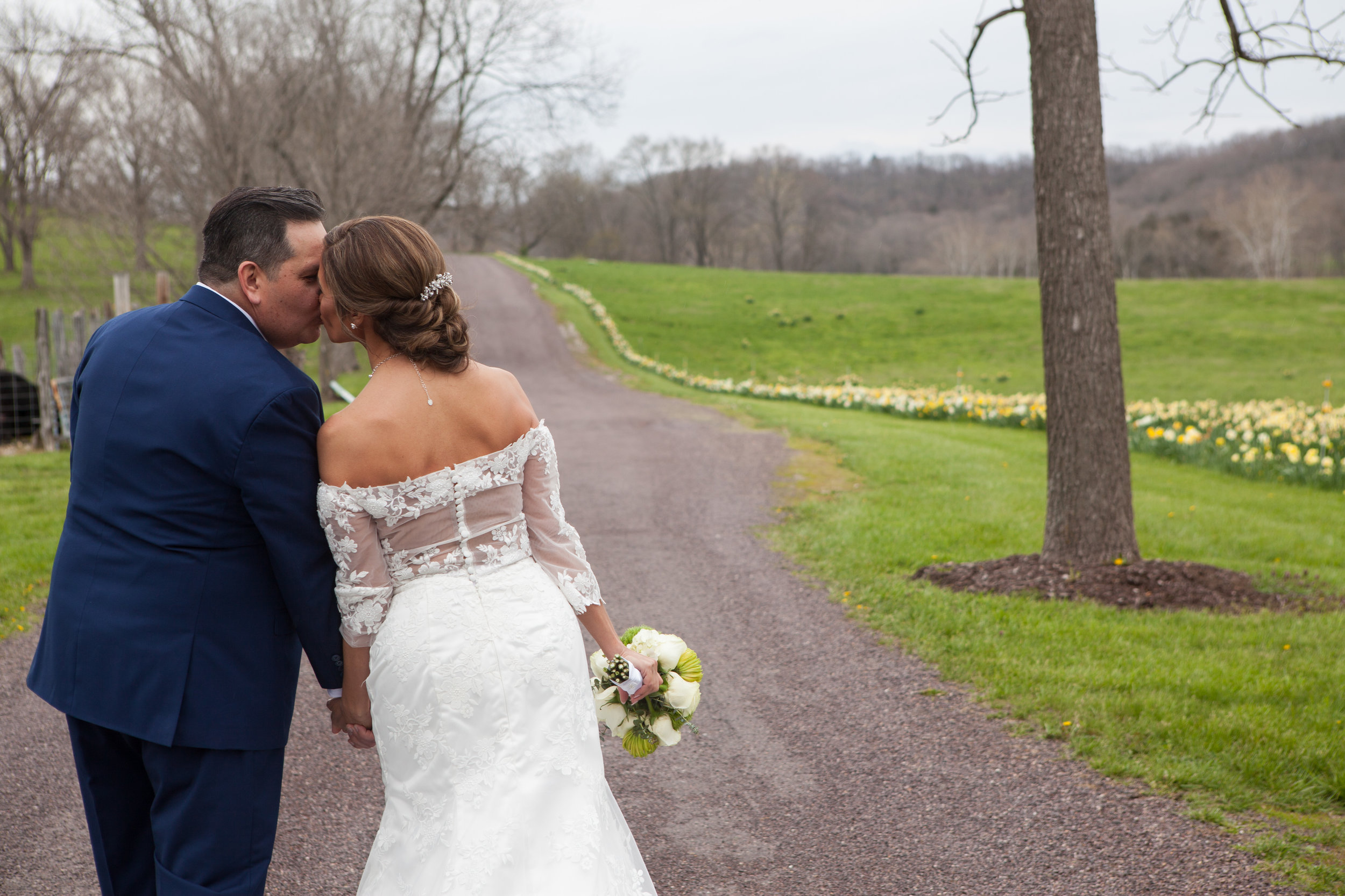 A Cinderella Love Story at a St. Louis Wedding