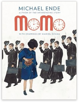 Momo has just been reprinted in the  the U.S. by McSweeney's! Order up a copy  here .