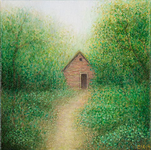 Original painting by Debbie Wozniak-Bonk