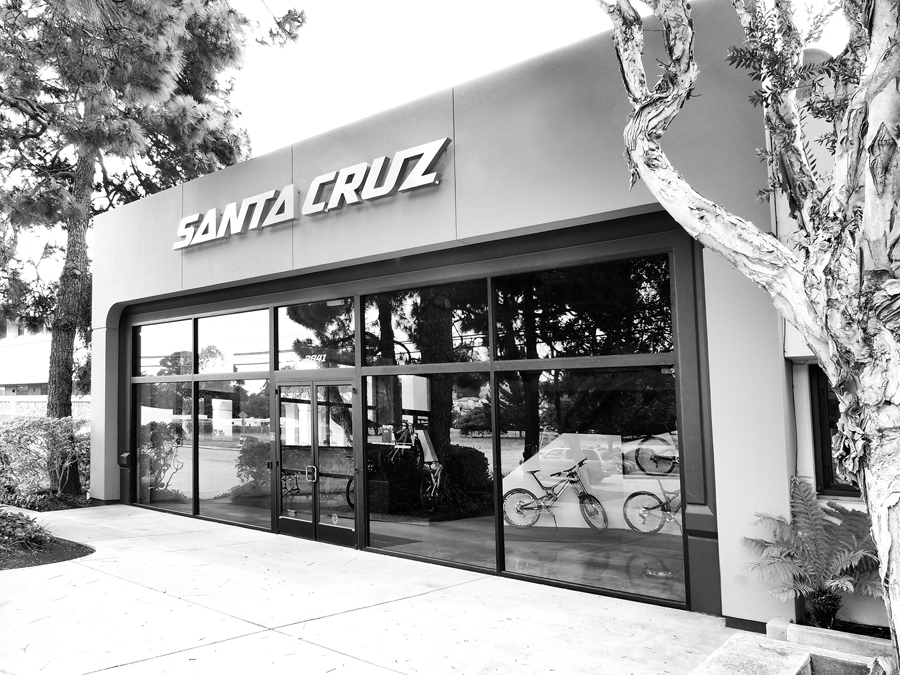 Santa Cruz Bicycles - 60,000 s.f. tenant improvement in the old Wrigley Building - Completed 2013