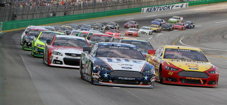 Image Courtesy Kentucky Speedway Facebook Fan Page