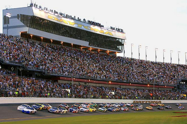 Image Courtesy of Daytona International Speedway Facebook Fan Page