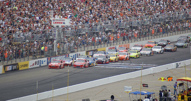 Image of Courtesy New Hampshire Motor Speedway Facebook Fan Page