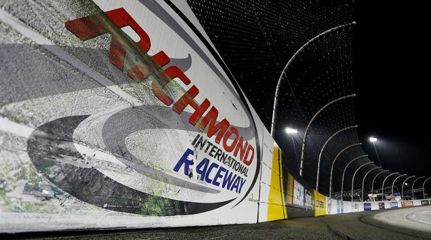 Image Courtesy Richmond International Raceway Facebook Fan Page