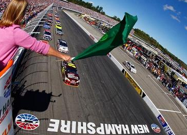 Image Courtesy New Hampshire Motor Speedway Facebook Fan Page