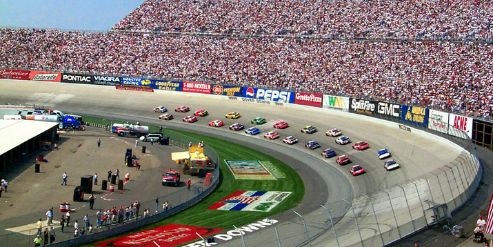 Image Courtesy Dover International Speedway Facebook Fan Page