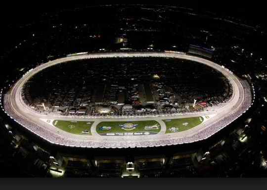 Image Courtesy Texas Motor Speedway Fan Page