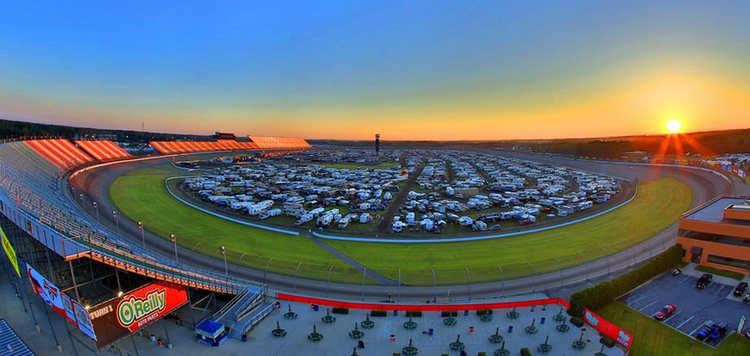 IMAGE COURTESY OF MICHIGAN INTERNATIONAL SPEEDWAY FACEBOOK FAN PAGE