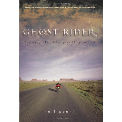 Book Review: Ghost Rider by Neil Pearl