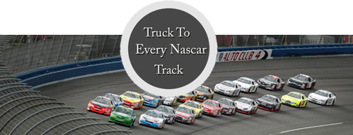 Blogs for parking your Truck at every Nascar track