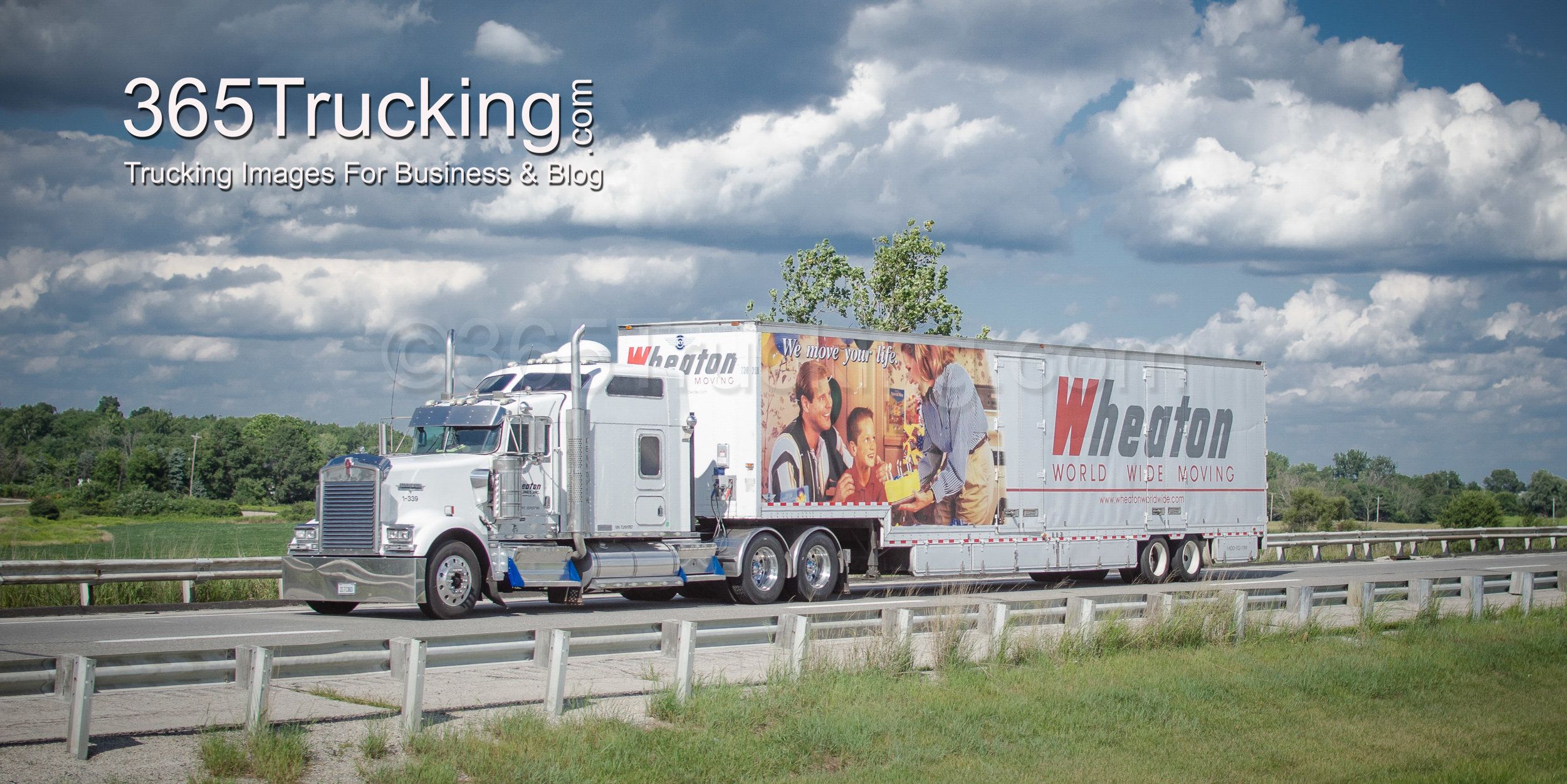 Click Here for More Trucking Images at TruckStockImages.com