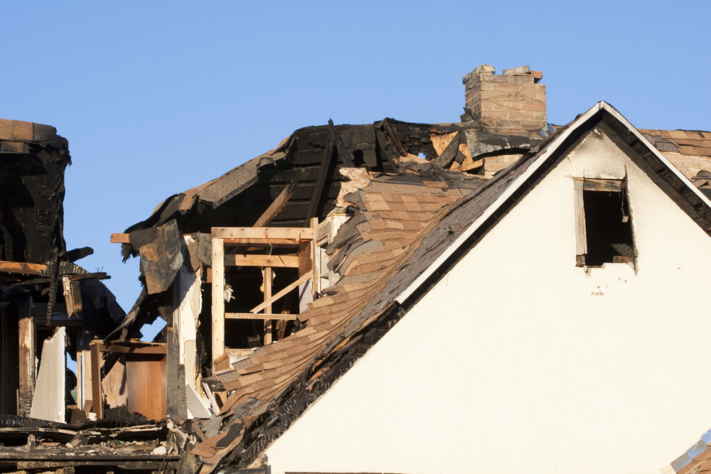 Fire Damage Restoration 2