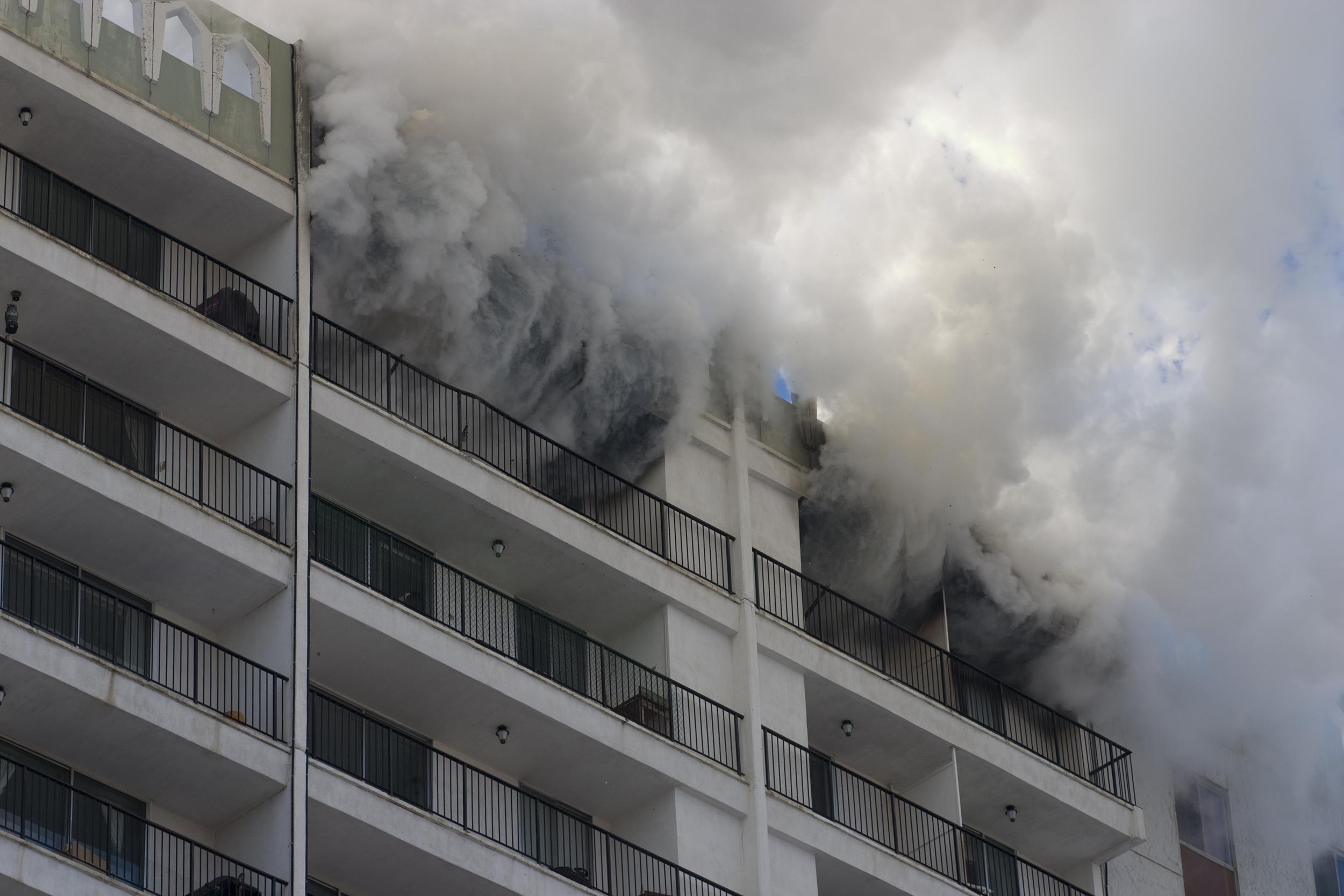 smoke damage restoration baltimore maryland