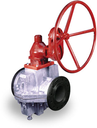 series 9000 high pressure manual valve