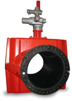 series 75 megaflex manual valve