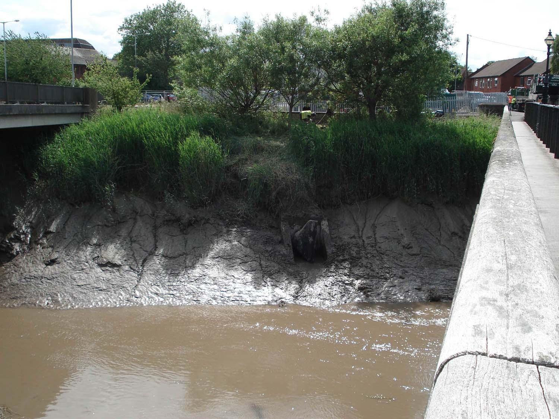 Bridgwater-river-outfall-tideflex-valves