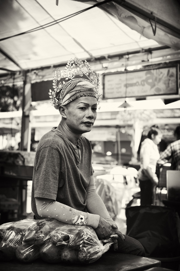 Portrait of Landy, Chiang Mai, Thailand, Jamie Lowe Photography