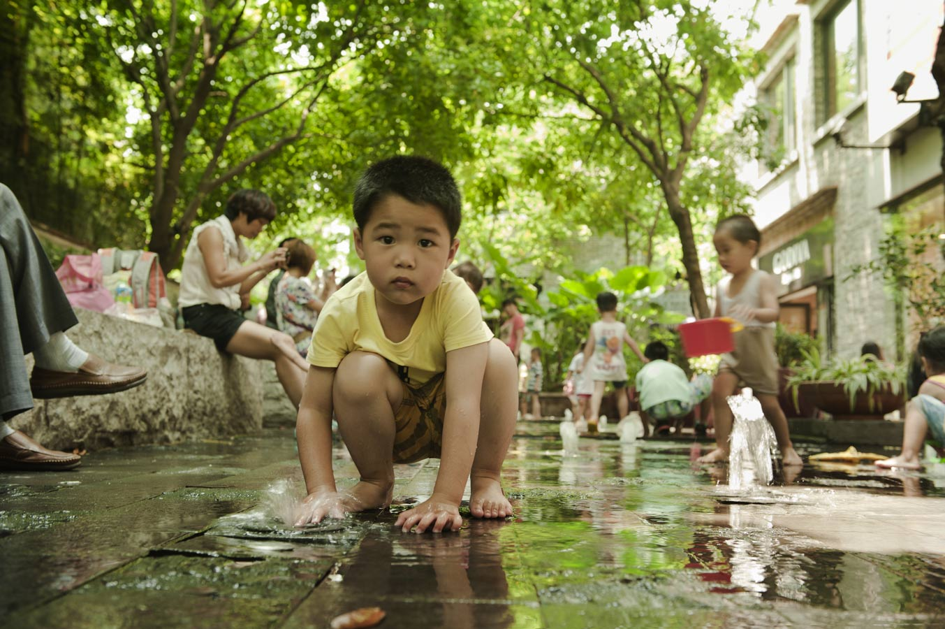 Jamie Lowe Photography Park Life Fountain Foshan