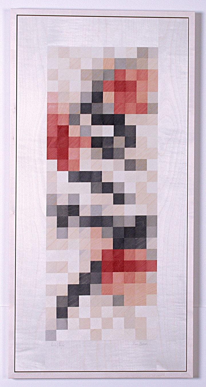 Plum Blossom (portrait)