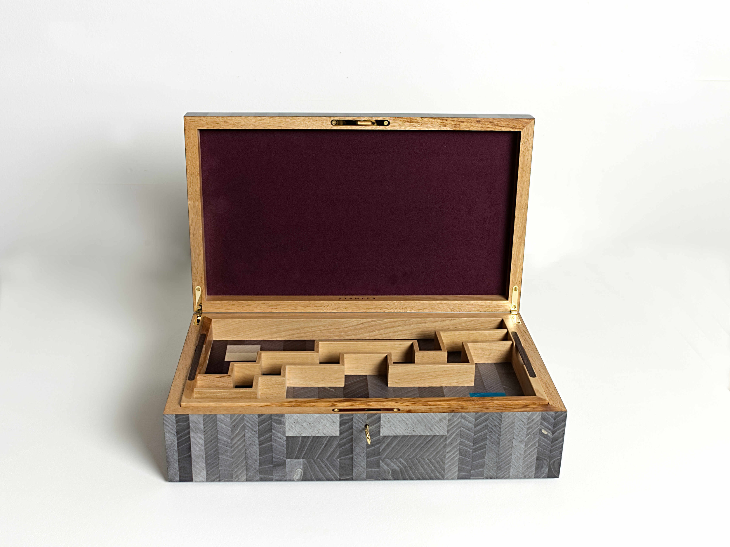 Cadir Idris jewellery box