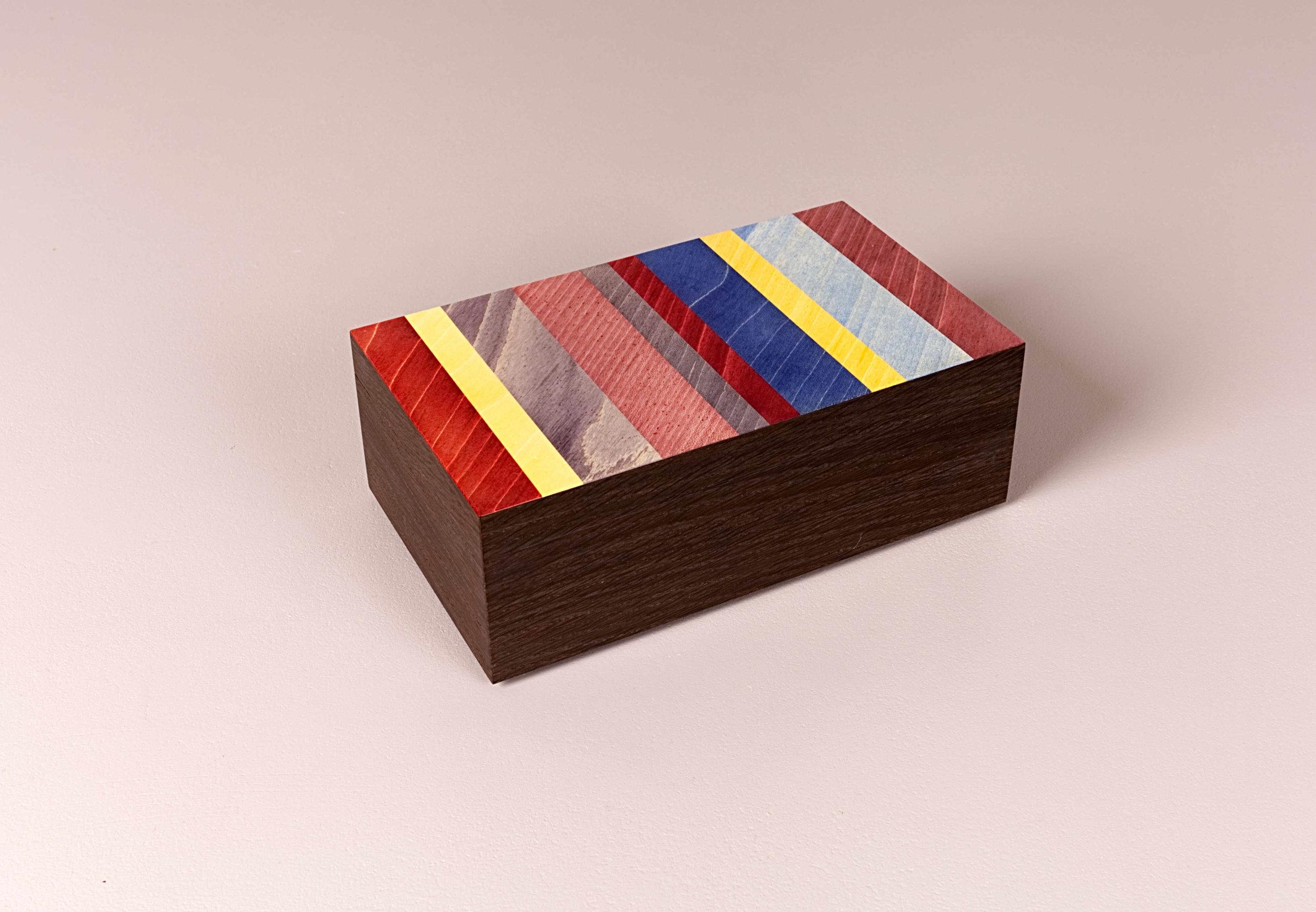 Cerise trinket box