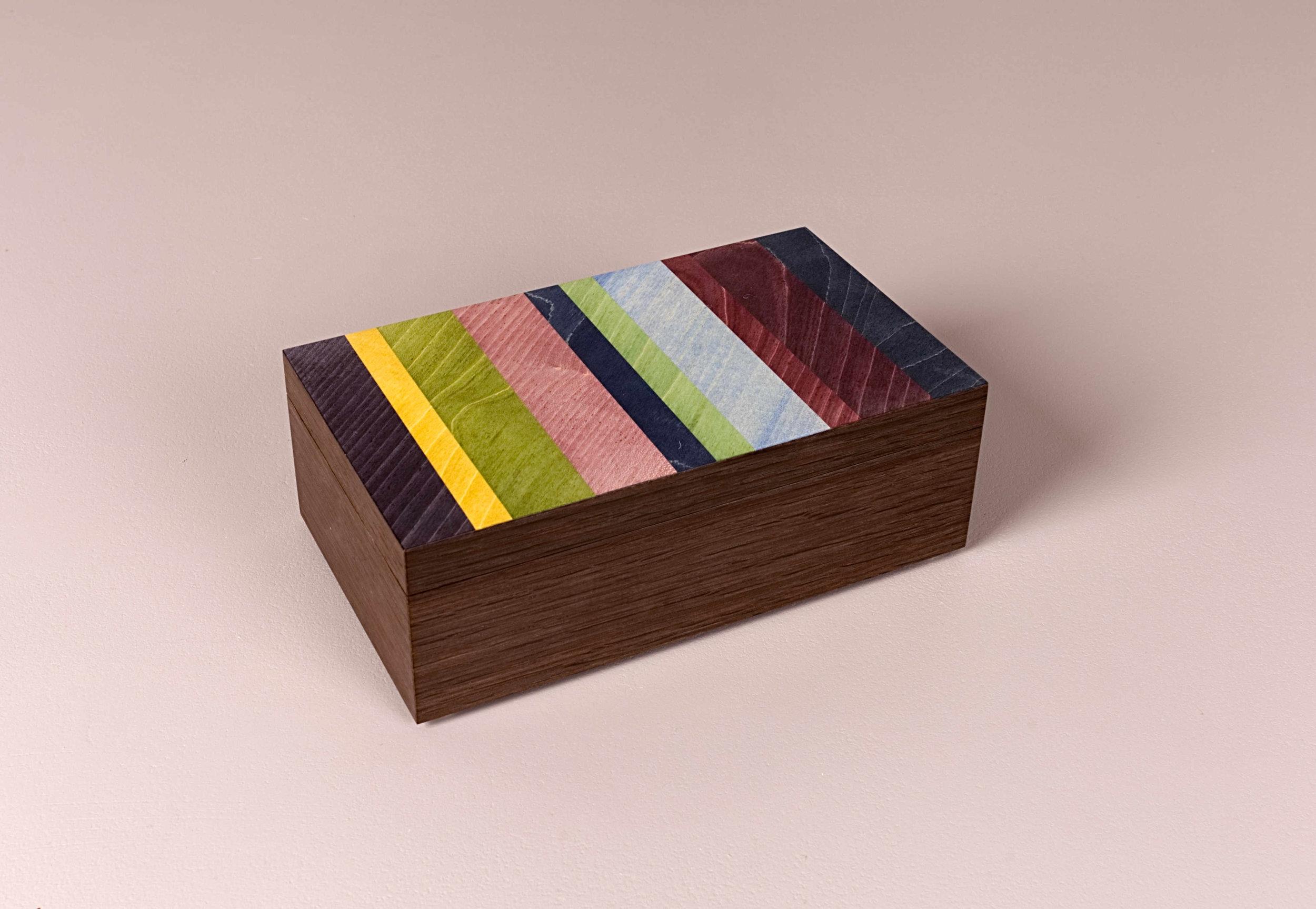 Prussian trinket box