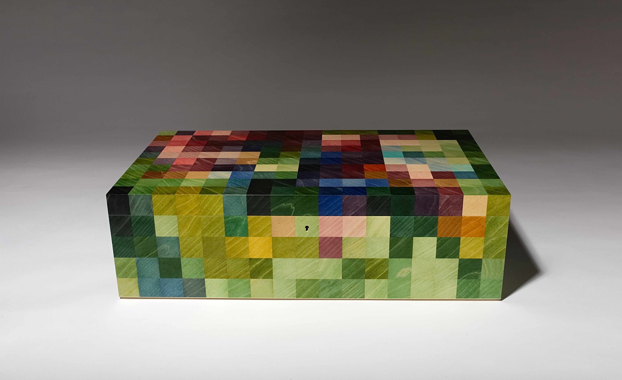 Hibiscus Razor Box